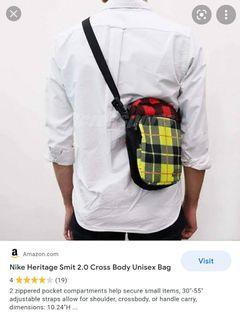 Nike Heritage Smit 2.0 Crossbody