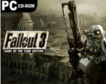 Pc- Fallout 3 Game Of The Year Edition Offline With Digital Download