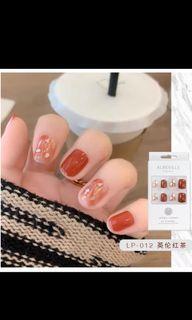(PO) fake nail set