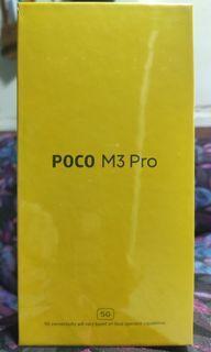 POCO M3 Pro 5G 4GB RAM 64GB ROM Brandnewsealed