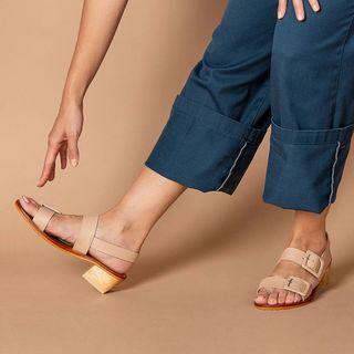 Renegade Folk Magic Heels