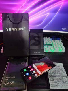 Samsung Galaxy S21 Ultra 5G Duos 512GB 16GB Ram Phantom Black Complete