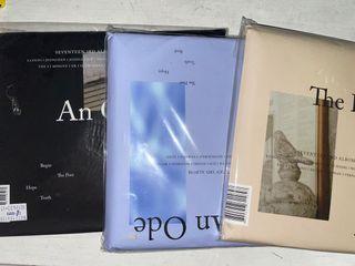 seventeen album unsealed