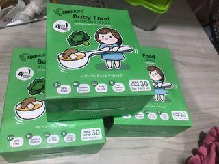 Sunmum Baby Food Storage