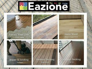 Super Luxury Vinyl Tiles , Outdoor Decking , Timber & W P C , Solid Wood , Hybrid Engineered Wood