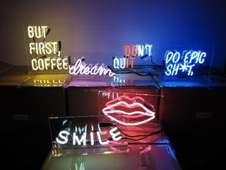 Traditional Glass Tube Neon Signs