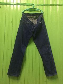 VINTAGE 80 s LEVI'S 505  ZIPPER NO 552 MADE IN USA