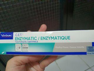 Virbac C.E.T. Enzymatic Dog Toothpaste - Poultry Flavor