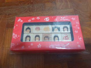 [wts] twice character stamp set