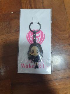 [wts] twice tzuyu wake me up keychain