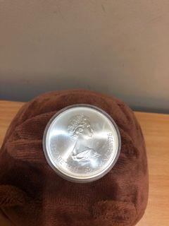 1976 Canada 10 Dollars Olympic Sliver Commemorative Coin 加拿大紀念幣