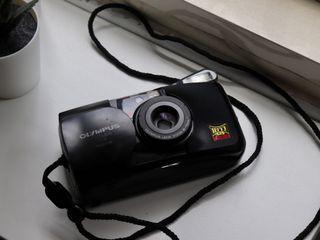 【328】Olympus u mju zoom 底片相機