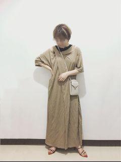 (實拍)賣圖面上的設計款洋裝,日本的(6/1拍攝)