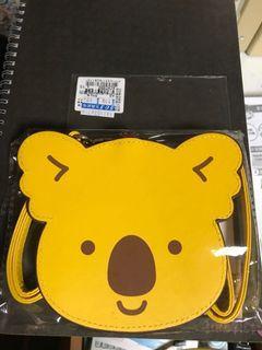 樂天小熊證件套,總共兩個
