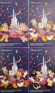 迪士尼樂園門票(送精品)(信心保證)