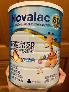新諾兒 育嬰配方嬰兒奶粉