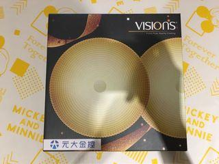 全新 康寧 Generation 8.5吋深盤/盤子(2入組)