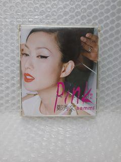 鄭秀文 Pink 粉紅 shocking  CD
