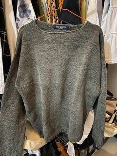 army sweater knit