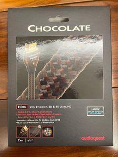 Audioquest Chocolate HDMI 2m