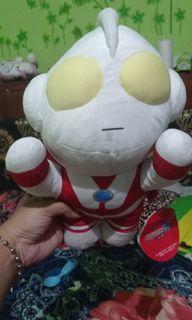 Boneka Ultraman masih new tag