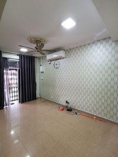 Bumi Lot / Setia Indah 6 / 4 Bedroom / 1 Sty Terrace House / Gng