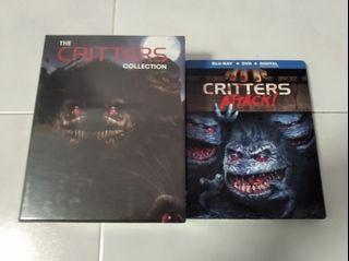 Critters Hexalogy Blurays (Shout Factory)