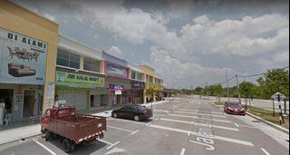 ( For Rent)  Dataran Suria, Puncak Alam, 1st Floor Office Facing Main Road