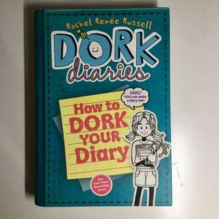 Dork Diaries Hard Cover - 3 1/2 - How to Dork Your Diaries