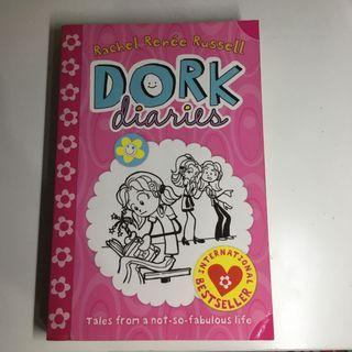 Dork Diaries Soft Cover - Seri 1