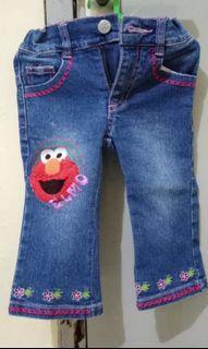 Elmo Baby Jeans