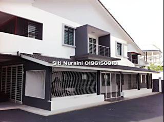 Facing Open Renovated Spacious 2-Storey BOTANIA Saujana Rawang
