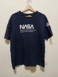 正韓fluke NASA t恤