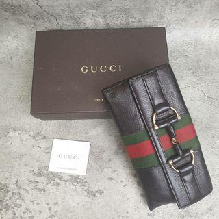 Gucci Horsebit Black