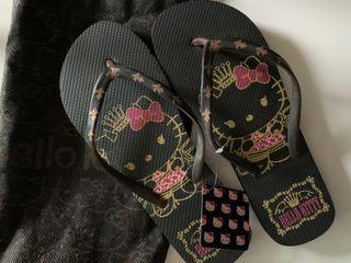 Hello Kitty Flip Flops