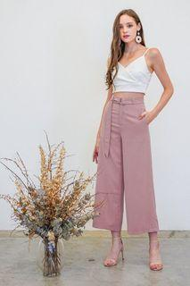 Lovet Cadence Pants rose pink