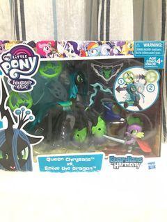 My Little Pony Queen Chrysalis RARE
