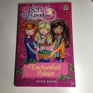 Novel Anak - Secret Kingdom Seri 1 : Enchanted Palace