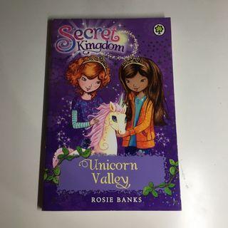 Novel Anak - Secret Kingdom Seri 2 : Unicorn Valley