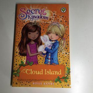 Novel Anak - Secret Kingdom Seri 3 : Cloud Island