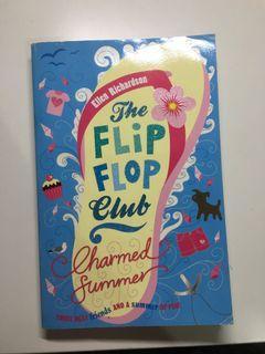 Novel Anak - The Flip Flop Club - 1 - Charmed Summer
