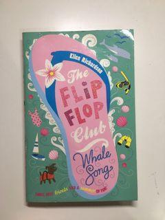 Novel Anak - The Flip Flop Club - 2 : Whale Song