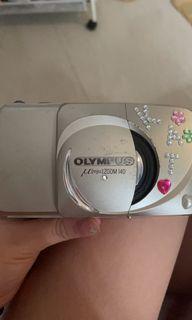 Olympus MJU zoom 140 Kamera analog film camera roll film