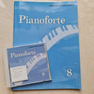 Pianoforte 8 Yamaha