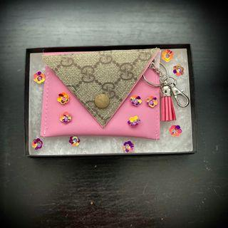 Reworked authentic cardholders