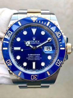 Rolex Submariner 126613 126613lb 116613 116613lb