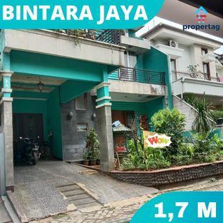 Rumah Second Luas Bintara Jaya