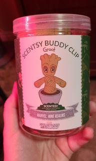 Scentsy groot buddy clip