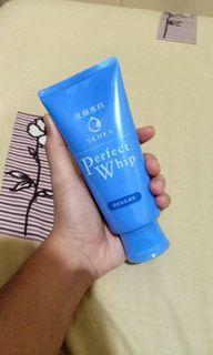 Senka Perfect Whip Cream 120g NEW ITEM