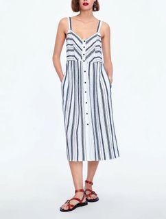 Stripe Dress Vintage